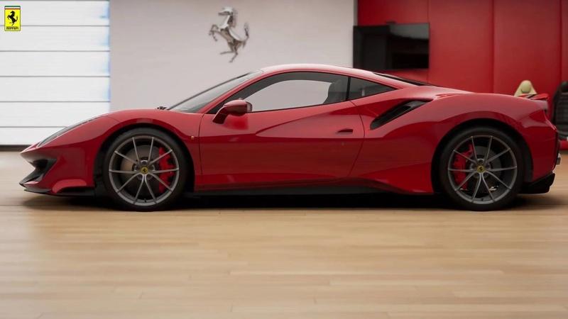 2018 - [Ferrari] 488 Pista - Page 6 Fdbedb10