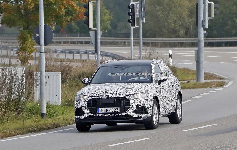 2018 - [Audi] Q3 II - Page 3 Ff4a0710