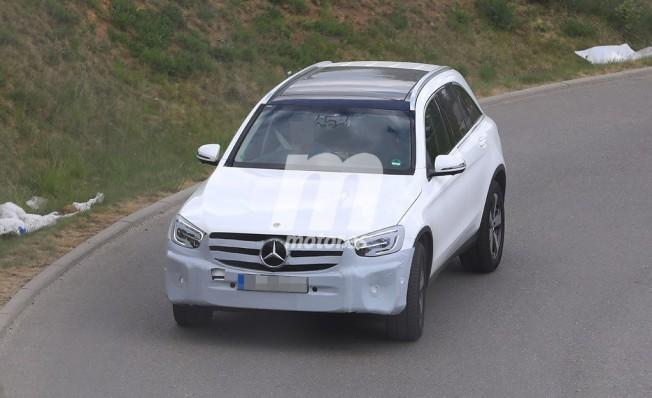 2018 - [Mercedes-Benz] GLC/GLC Coupé restylés Ff842710