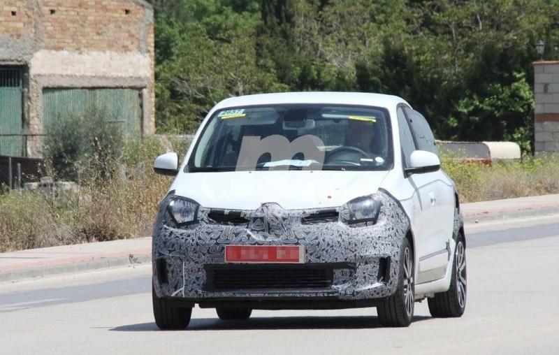 2018 - [Renault] Twingo III restylée Renaul10