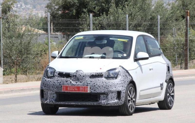 2018 - [Renault] Twingo III restylée Renaul11