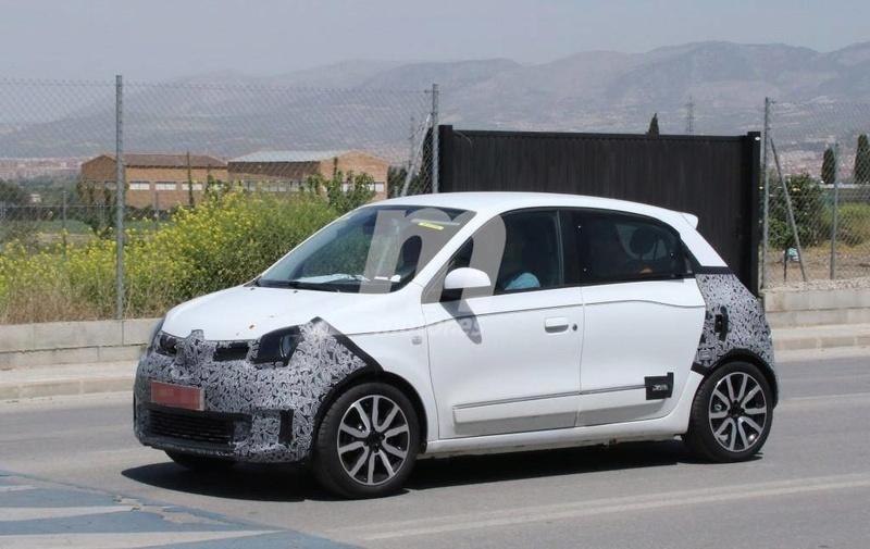 2018 - [Renault] Twingo III restylée Renaul14