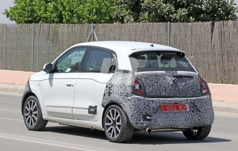 2018 - [Renault] Twingo III restylée Renaul17