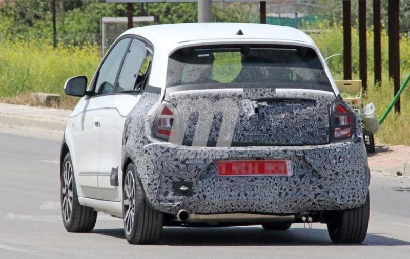 2018 - [Renault] Twingo III restylée Renaul18