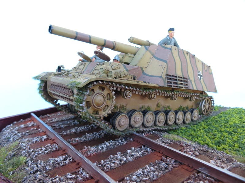 SDKFZ  165  Hummel 9310