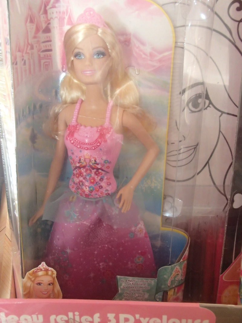 une Barbie Anniversaire .... 2019-164