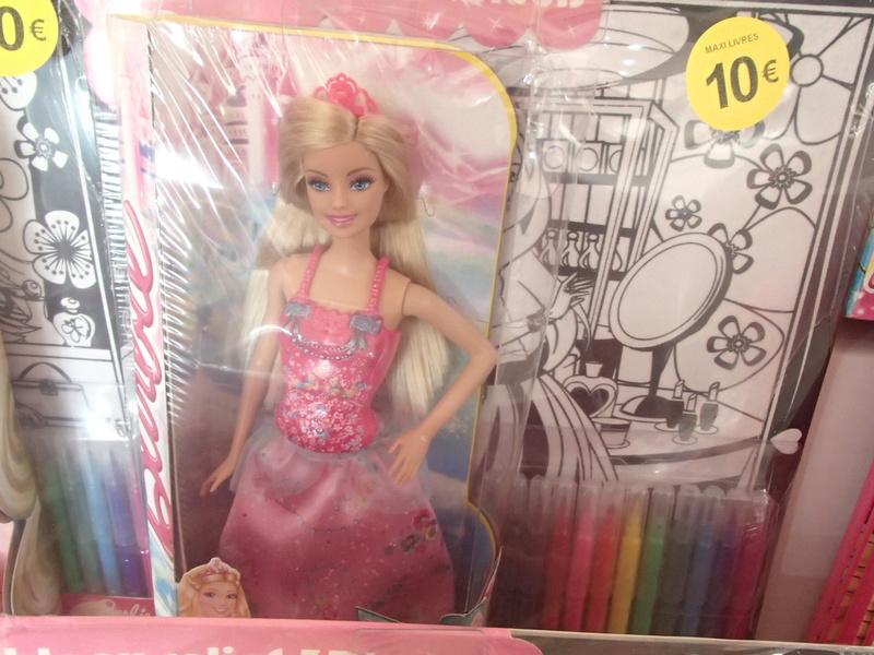 une Barbie Anniversaire .... 2019-172