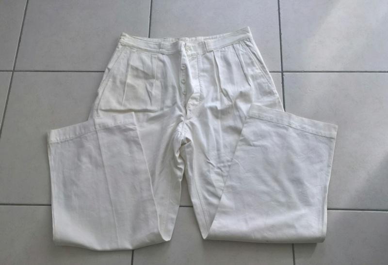 veste et pantalon blanc  Crop_231