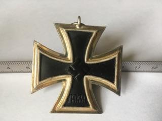 Authentification et estimation croix de fer 2ème classe 1939-1945 Img_3211