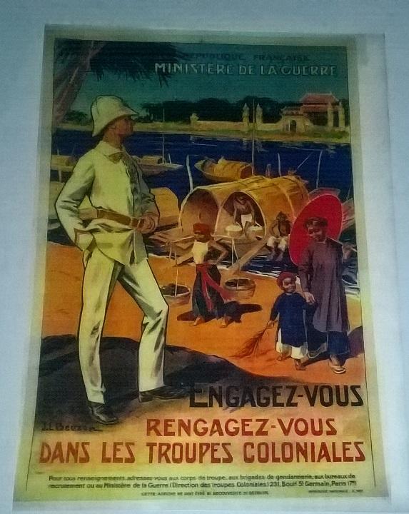 L'engagement et le rengagement dans les Troupes coloniales - entre-deux-guerres Wp_20125