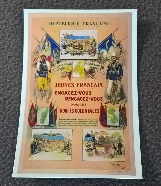 L'engagement et le rengagement dans les Troupes coloniales - entre-deux-guerres Wp_20126