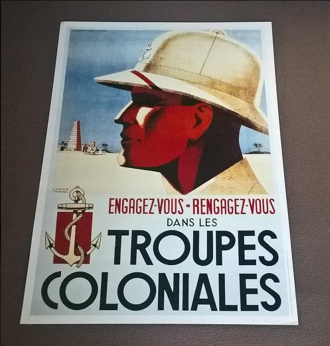 L'engagement et le rengagement dans les Troupes coloniales - entre-deux-guerres Wp_20127