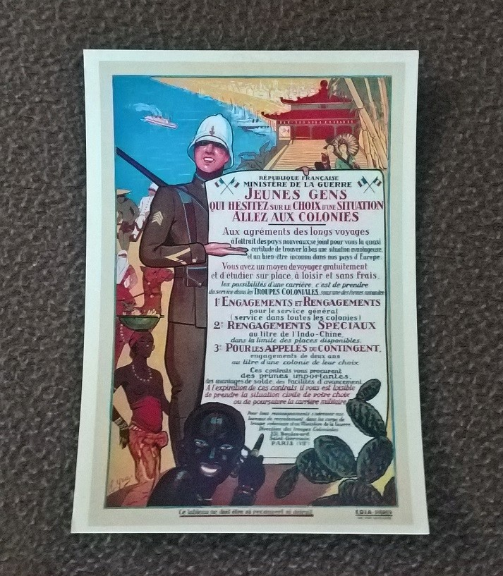 L'engagement et le rengagement dans les Troupes coloniales - entre-deux-guerres Wp_20128