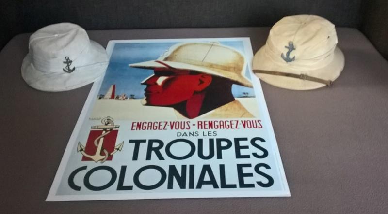 L'engagement et le rengagement dans les Troupes coloniales - entre-deux-guerres Wp_20129