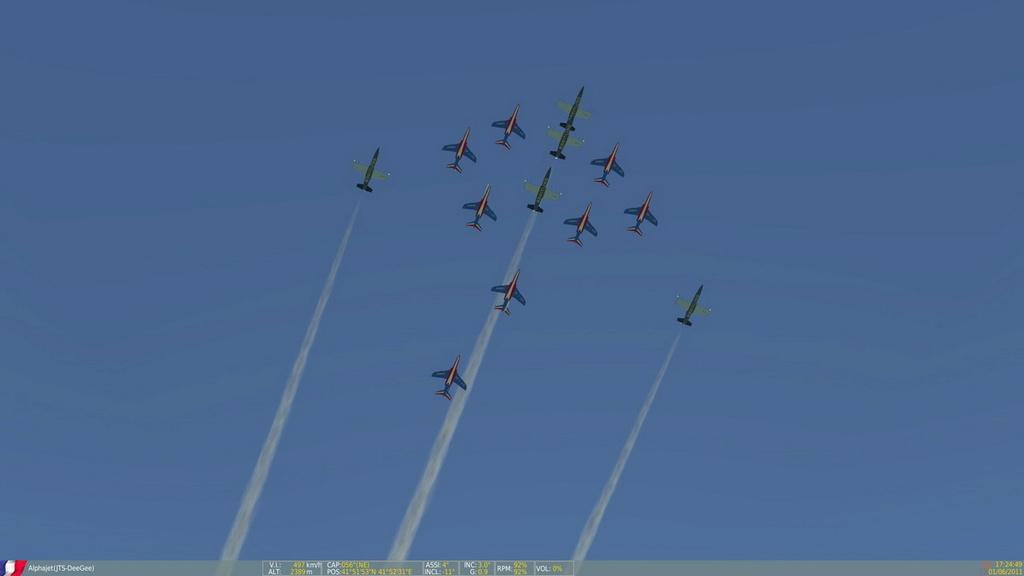 Vol avec les Jetesons Screen41