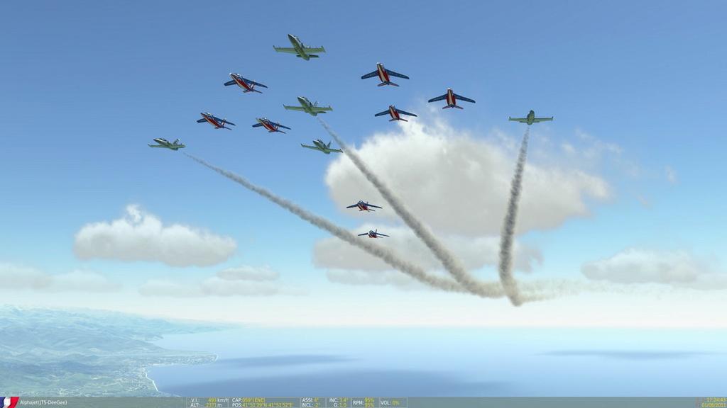 Vol avec les Jetesons Screen43