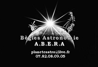 RENCONTRE INTERCLUBS d'astronomie, samedi 28 novembre 2020 Logoab10