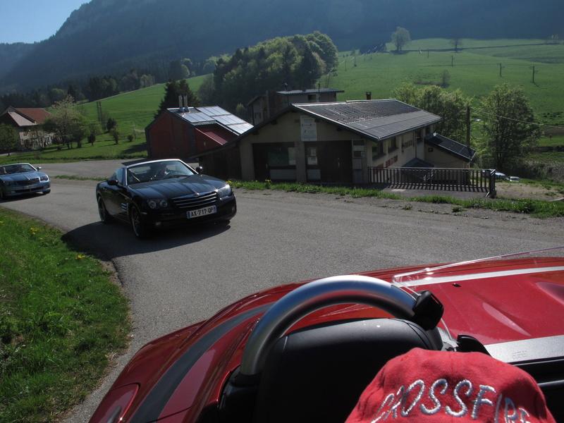 CROSSFIRE TOUR 2018 :        Parcs Ecrins & Vercors - 5 au 8 mai 2018 - Page 21 Img_6811