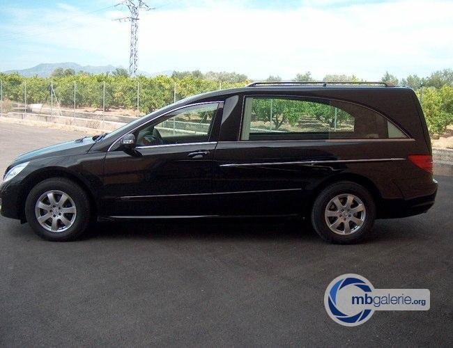 (W251): A versão para transporte fúnebre  309ee010