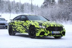 (X290): Novas fotos da Mercedes-AMG GT4 antes da apresentação oficial em Genebra/Suíça em Março 2018  5b995710