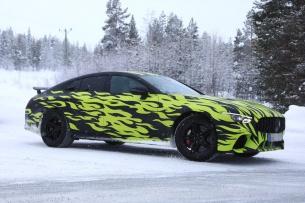 (X290): Novas fotos da Mercedes-AMG GT4 antes da apresentação oficial em Genebra/Suíça em Março 2018  Cd3e1210