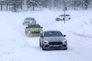 (X290): Novas fotos da Mercedes-AMG GT4 antes da apresentação oficial em Genebra/Suíça em Março 2018  Cf5eba10