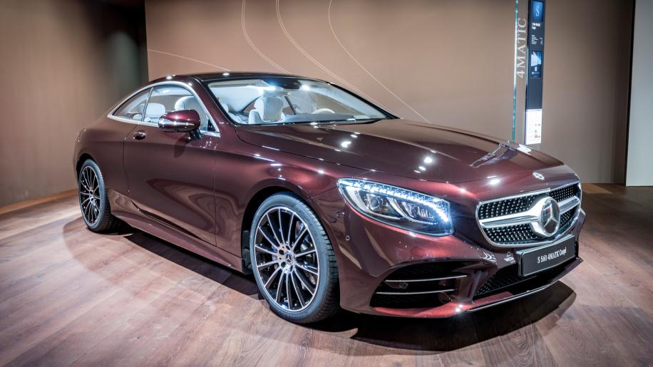 (A/C217): Apresentação da Exclusive Edition no Salão Internacional do Automóvel de Genebra/Suíça - 2018 D939da10