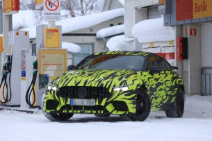 (X290): Novas fotos da Mercedes-AMG GT4 antes da apresentação oficial em Genebra/Suíça em Março 2018  Dccaa810