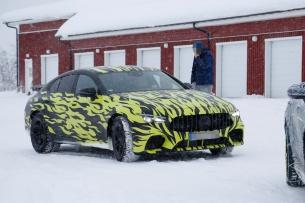 (X290): Novas fotos da Mercedes-AMG GT4 antes da apresentação oficial em Genebra/Suíça em Março 2018  E9ad9410