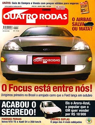 (W203): Avaliação Revista Quatro Rodas - C320 - julho de 2000 F733b610