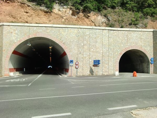 SARDAIGNE 2018 Tunnel10