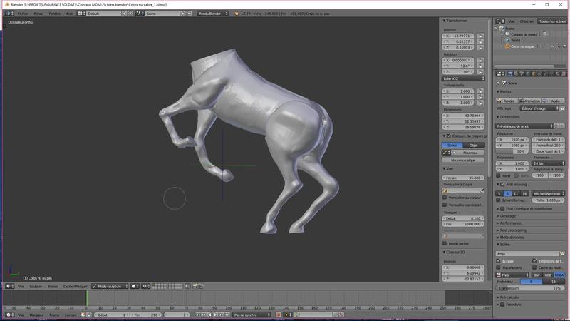 Figurines de collection en 3D Captur18