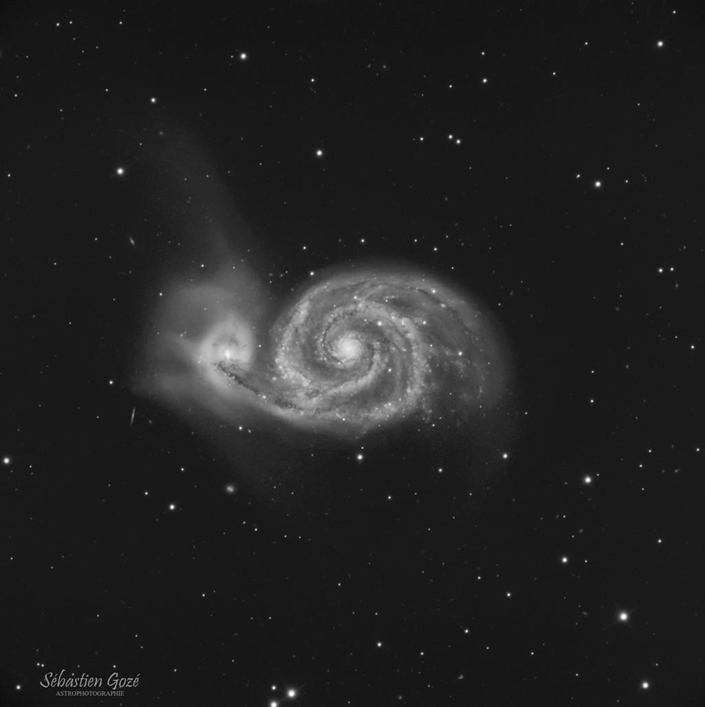 M51 - luminance au RCOS M51_lu10