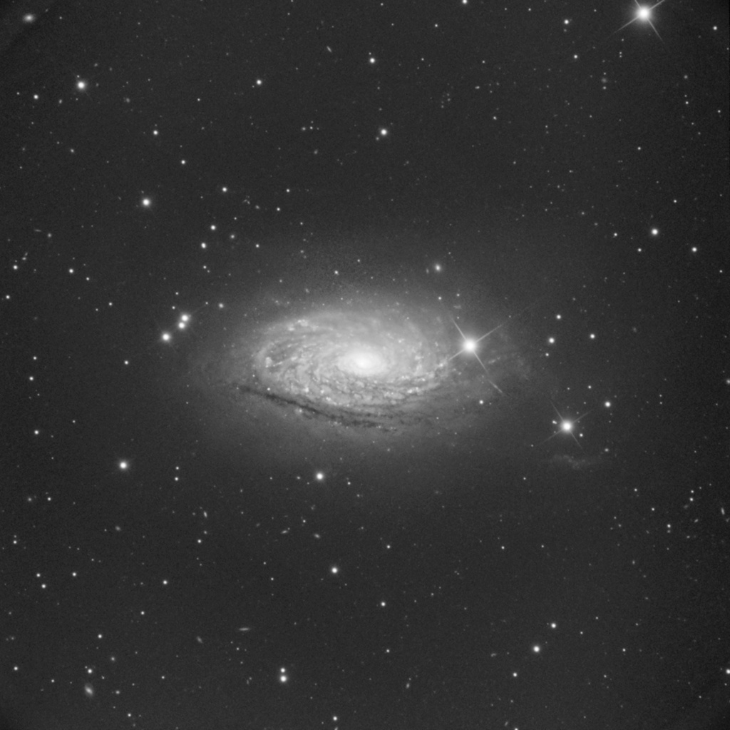 M63 luminance - traitement rapide M63_v310