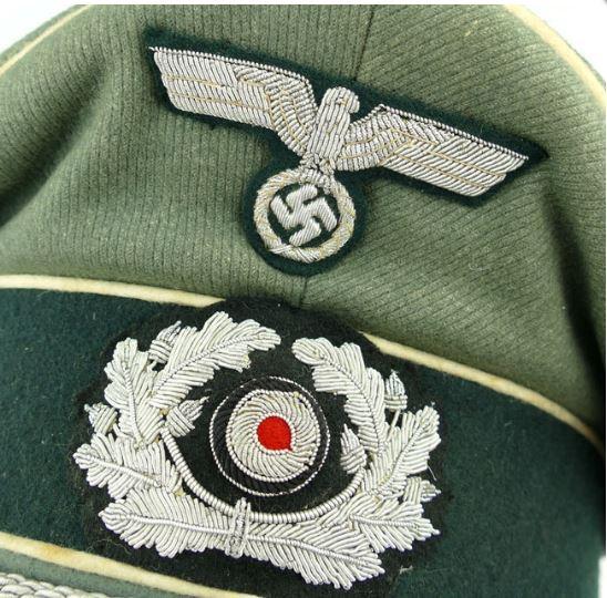 casquette officier d'infanterie Erel ... Hors thème mais bon !  214