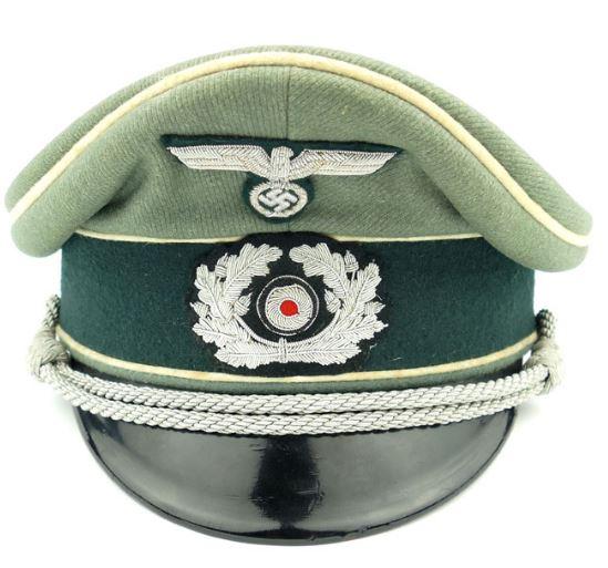 casquette officier d'infanterie Erel ... Hors thème mais bon !  713