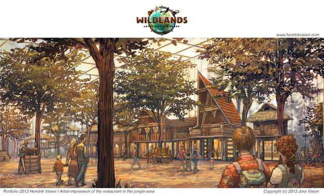 IM challenge mars 2018 - Le zoo légendaire Hendri10