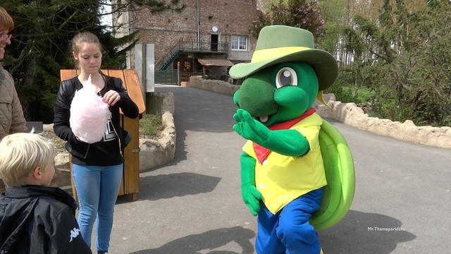 IM challenge mars 2018 - Le zoo légendaire Mascot14
