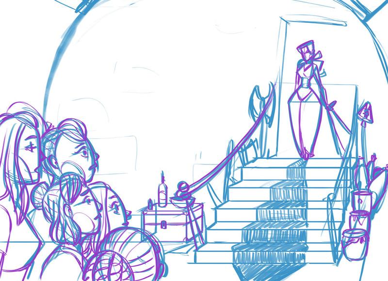 Sketchbook : IsaArne [ Challenge de l'ete P7 ] - Page 4 Mep_ba19