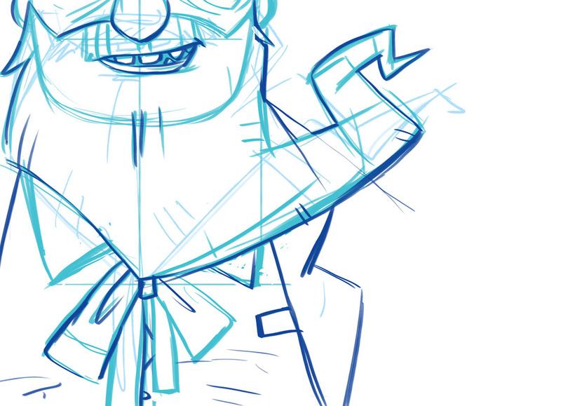 Sketchbook : IsaArne [ Challenge de l'ete P7 ] - Page 4 Mep_ba21