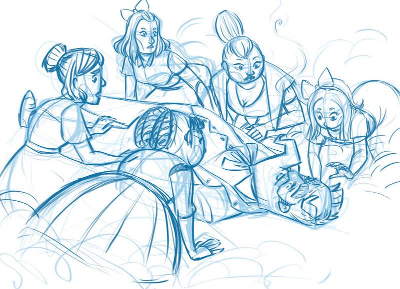 Sketchbook : IsaArne [ Challenge de l'ete P7 ] - Page 4 Mep_ba22
