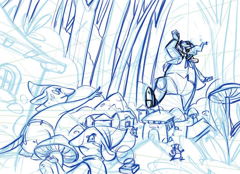 Sketchbook : IsaArne [ Challenge de l'ete P7 ] - Page 4 Mep_ba23