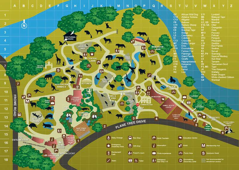 IM challenge mars 2018 - Le zoo légendaire Plan-111