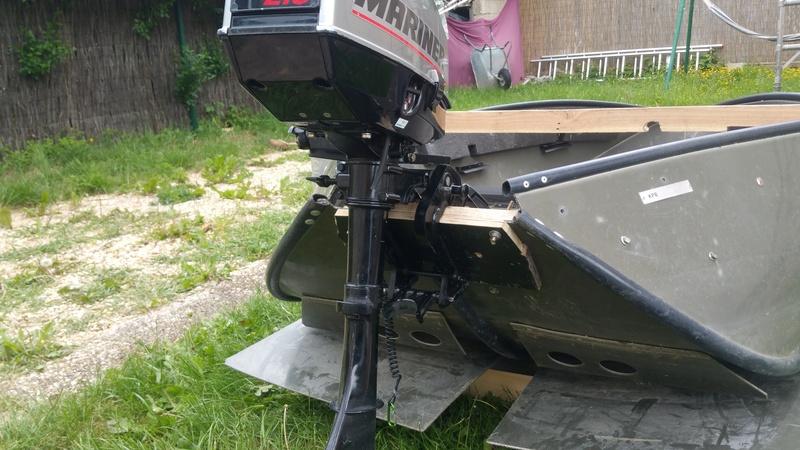 Tableau moteur 2.5 hp 2t pour Porta bote 20180510