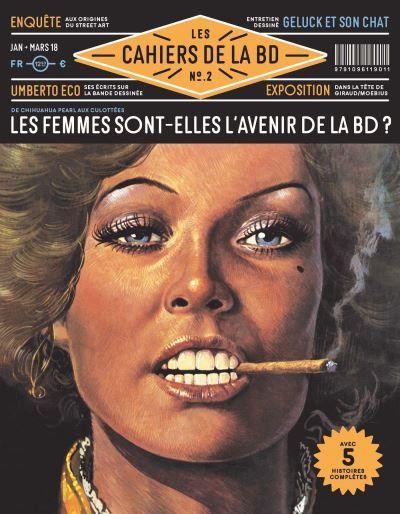 Les nouveaux CAHIERS DE LA BD - Page 2 Femmes10