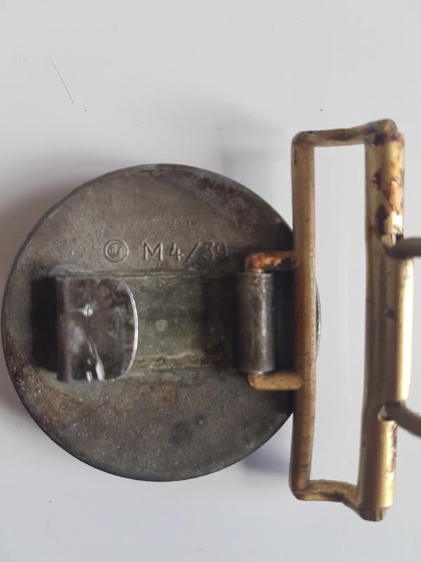 boucle de ceinture allemand 20180143