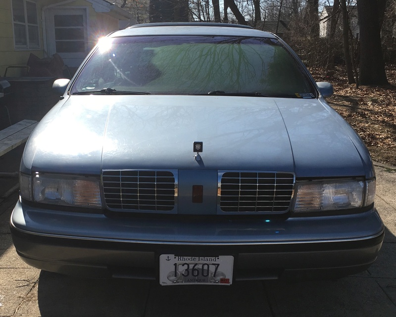 1992 Olds Custom Cruiser Wagons -- 4 of them Unknow13