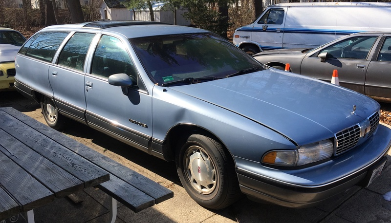 1992 Olds Custom Cruiser Wagons -- 4 of them Unknow14