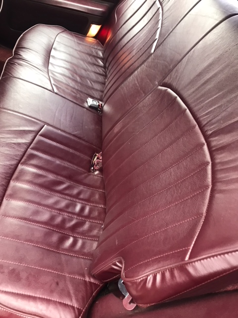 Looking for red leather seats for Caprice wagon Unknow22