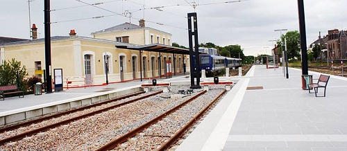"""L ' Asso. Citoyenne Châteaubriant Rennes En Train"""" (ACRET) 13521910"""